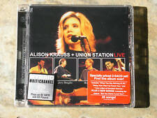 Alison Krauss - LIVE - FACTORY SEALED - SACD - 5.1 multichannel   --   NEW  --