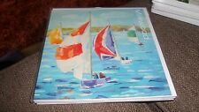 SPINNAKERS -  BY  CLAIRE HENLEY-  MILKWOOD NEW GREETING CARD BLANK ALL OCCASIONS