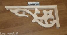 "Victorian Wood Gingerbread { 15"" x 7"" } Porch Fretwork Trim Bracket #31 ~ by Pld"