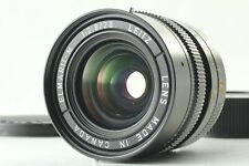 """Near MINT Yr.1980"" Leica Elmarit M 28mm F2.8 3rd Ver. Leica M mount From JAPAN"
