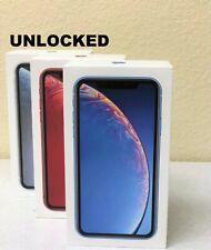 Apple iPhone XR 64/GB GSM  Unlocked Verizon T-Mobile AT&T Metro PCS New .