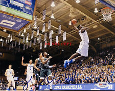 Zion Williamson Signed Autographed Duke Blue Devils 8x10 Photo Autographed RP