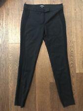 Babaton Women's Mid Rise Skinny Dress Pants Size 2 Contrast Stripe
