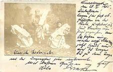 "China, Marine-barco post tras Hagenow, ""granada"" ak, 1905"
