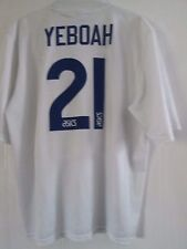 Leeds United 1995-1996 Home Yeboah 21 Football Shirt XXL /41660