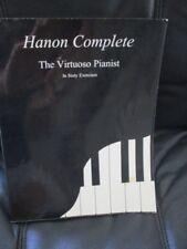 The Virtuoso Pianist: Sixty Exercises