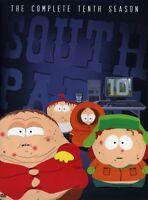 South Park - South Park: The Complete Tenth Season [New DVD] Full Fram