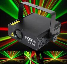 210mW RGY Tri-colour DMX/Sound/Auto DJ Laser Light for Disco, Pub, Bar, Club