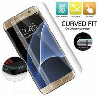 SAMSUNG GALAXY S7 - ANTI-FINGERPRINT MATTE 3D CURVED FULL COVER SCREEN PROTECTOR