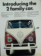 Volkswagon Combi  Reproduction Metal Sign (538)