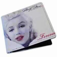 Marilyn Monroe Wallet Pocket Purse Bifold Mens Womens Unisex Card Holder
