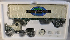 First Gear 1960 Model B-61 Mack Truck & Trailer-Adirondack Scenic Railroad NEW