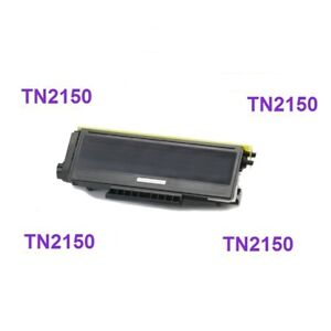2 x TN2150 Toner Compatible for BROTHER MFC 7340 MFC 7440 MFC 7840W DCP 7040