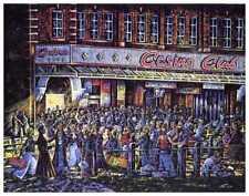 Northern Soul, Northern Soul Art; I'm On My Way; Wigan Casino  Print A2 size