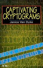 NEW - Captivating Cryptograms by Van Dyke, Janice