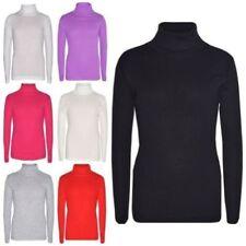 T-shirts et débardeurs polos à longueur de manches manches longues, en 100% coton pour fille de 2 à 16 ans