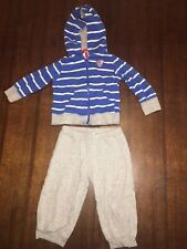 Boys 12 Months Carters Daddy's Team Outfit Set