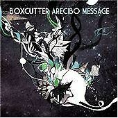 BOXCUTTER (BARRY LYNN), ARECIBO MESSAGE, 13 TRACK CD ALBUM FROM 2009, (MINT)