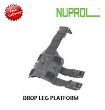 NUPROL WE Dropleg Platform for all NUPROL Perfect Fit Holsters Drop Leg