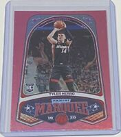 2019-20 Chronicles Marquee Tyler Herro Rookie PINK HOLO FOIL SP Heat #252 RC 🔥
