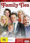 Family Ties : Season 7 (DVD, 2016, 4-Disc Set)