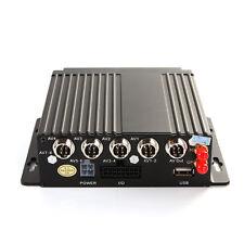 4 Ch AHD Car Auto Mobile DVR SD Card 3G Wifi Realtime Video Recorder Beweglicher