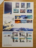 ROSS DEPENDENCY 3 1996 Covers FDC D346