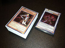 Yugioh Complete 61 Card Noble Knight Deck NKRT *Tournament Rdy* **HOT** + Bonus