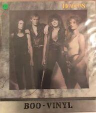 HEADPINS, HEAD OVER HEELS VINYL LP 1985 UK MCA - MCF 3296 - Ex+ Con Nice Copy