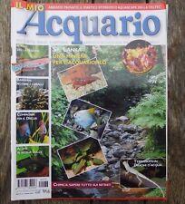 IL MIO ACQUARIO  n.75 anno 2004 rivista di pesci rettili piante invertebrati...