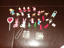 Vintage lot miniatures /crafts/picks/holidays