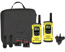 Motorola Talkabout T92H20 Submersible Waterproof Twin Pack with USB Charger