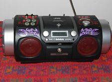 Mega große JVC RV-DP 200 Boombox Radiorecorder mit CD