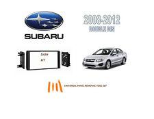Fits 2008-2012 SUBARU IMPREZA w/ NAV, DASH INSTALL KIT for CAR STEREO, Tool Set