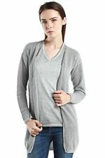 Authentic Fred Perry ITALY MADE Women Knitted Cardigan MADE IN ITALY Jumper L