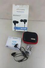 Brainwavz BLU Series Sport Bluetooth 4.0 APTX Headphones BLU-100 FAULTY