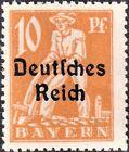 DR, Infla, Mi.Nr. 120 X, postfrisch, geprüft INFLA Berlin, echt, einwandfrei