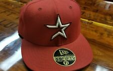 NEW NWT Houston Astros Fitted Hat Size 7 3/4 new era 5950 90s hat