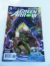 Green Arrow 9 . DC  2012 - VF +