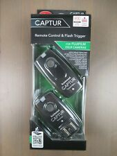 Hahnel Captur Remote & Flash Trigger -FUJIFILM DSLR cameras -  T10, T1, and More