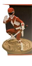 Power Rangers Mighty Morphin Red Ranger 7-Inch Statue