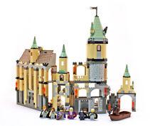 Lego 4709 Harry Potter HOGWARTS CASTLE Complete w/Instructions