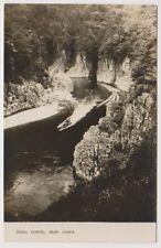 Japan postcard - Doro Gorge, near Osaka - RP