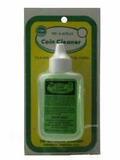 Nic-A-Spray Coin Cleaner, 1 1/4oz bottle