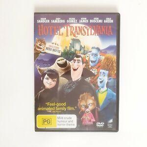 Hotel Transylvania Movie DVD Region 4 AUS Free Postage - Comedy Adam Sandler
