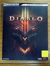 Diablo 3 III Bradygames Official Signature Series Strategy Guide for PC and Mac