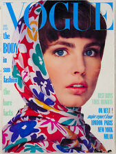 MICHELLE EABRY Patrick Demarchelier BRUCE McLEAN Virginia Wade PETER KNAPP Vogue