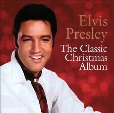 ELVIS PRESLEY - THE CLASSIC CHRISTMAS ALBUM (NEW CD)