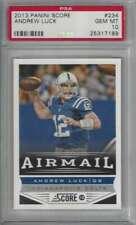 2013 Score Air Mail #234 Andrew Luck PSA 10 GEM MINT Colts