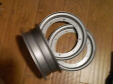 "HONDA CT70 ct 70 ST70 DAX 10"" rims set of chromed rims  new metal"